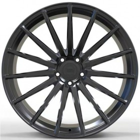 Диски WS FORGED WS329 FULL_BRUSH_BLACK_FORGED R21 5x112 ET35.0 10.5J DIA66.6