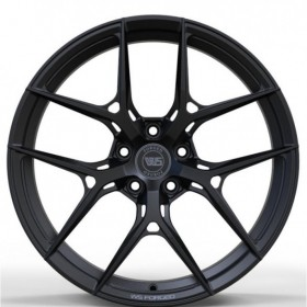Диски WS FORGED WS411 SATIN_BLACK_FORGED R19 5x112 ET44.0 8.0J DIA57.1