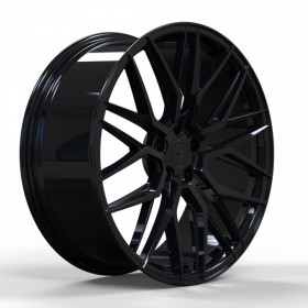 Диски WS FORGED WS433C Gloss_Black_FORGED R22 5x120 ET35.0 9.0J DIA64.1