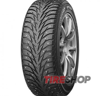 Шины Yokohama Ice Guard IG35 275/40 R19 105T XL (шип) Япония 2017